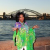 Queen O Goes To Aussie Land