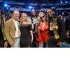 Fergie, her dad, Cardi B & Migos