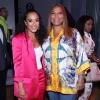 Angela Rye and Queen Latifah
