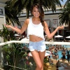 Models Love Pool Parties