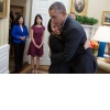 President Obama Gives Some Love