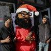 'Black Santa' Gives Back!