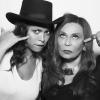 Beyonce and Mama Tina