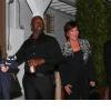 Corey Gamble & Kris Jenner