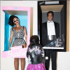 The Carters as Barbie + Crew