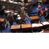 #MAGA mob on the Senate floor