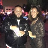DJ Khaled & Wife Nicole Tuck