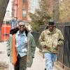 A New York Stroll