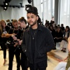 The Weeknd @ Diane Von Furstenberg Show!