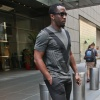 Diddy Is In The City!