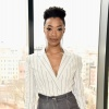 Sonequa Martin-Green at the Dion Lee Show