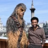 Donald Glover and Chewbacca.jpg