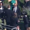 Donald Faison Does Jessica Simpson's Wedding