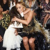 Emme and Jennifer Lopez