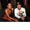 Christina Milian and Taylor Bennett