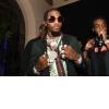 Rapper Offset