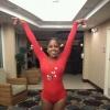 US Gold Medalist Gabby Douglas