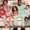 Reggie Bush & Family