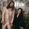 Jason Momoa + Lisa Bonet