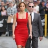 J-Lo Is RED HOT!