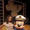 "Godmother of ""Disney Dream"""