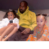 Kanye + North + Chicago WEST