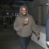 Smiling Kanye