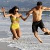 A Beach Run!