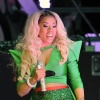Keyshia Goes Green!