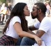 LaKeith Stanfield and Gina Rodriguez