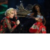 Leomie Anderson & Lady Gaga