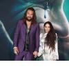 Lisa Bonet & Jason Mamoa