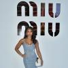 Lori Harvey At The Miu Miu Show