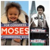 Baby Moses as Billy Dee Williams In Mahogany