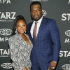 Naturi Naughton and 50 Cent