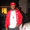 50 Cent Goes Across The Pond!
