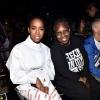 Kelly Rowland and Whoopi Goldberg