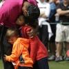 Daddy Hugs...