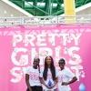 'PRETTY GIRLS SWEAT'