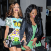 Rihanna Takes The City!