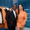 Rihanna & Edward Eninful