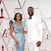 Aldis Hodge and Regina King