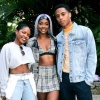 Ryan Destiny + Justine Skye + Keith Powers