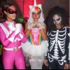Angela Simmons, Skylar Diggins, Vashtie
