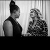Sybrina Fulton & Beyoncé