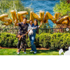 Russell Wilson, Ciara, Future Zahir & Sienna
