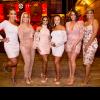 Robyn Dixon + Gizelle Bryant + Karen Huger + Monique Samuels + Ashley Darby + Candice Dillard