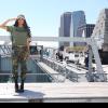 Ciara Salutes The Army