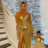 Kim Kardashian & True Thompson