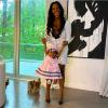 Kenya Moore & Brooklyn